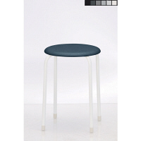 丸椅子(抗菌張地) ブルー