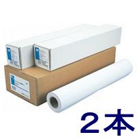 HP(ヒューレットパッカード) プロッタ用紙 ロール紙 スタンダード普通紙 A1(594mm×45m)