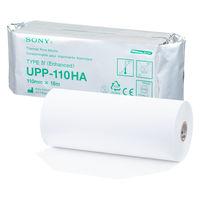 ソニー サーマルプリンタ用紙(モノクロ出力用/UPP-110HA) 1ロール