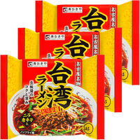 寿がきや 台湾ラーメンピリ辛醤 1セット(3食入)