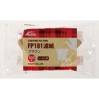 FP101コーヒーフィルターブラウン 1セット(2袋)