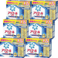 アリエール サイエンスプラス7 粉末洗剤 1箱(1.5kg)×6 洗濯洗剤 P&G