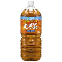 健康ミネラルむぎ茶 2.0L 12本