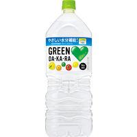 サントリー GREEN DA・KA・RA(グリーン ダカラ) 2L 1セット(12本)
