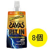 ザバス ピットインエネルギージェル 栄養ドリンク風味 69g 1セット(8個入) 明治 栄養補助ゼリー