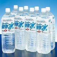 <LOHACO> スーパー保存水 1.5L 2005 1箱(8本入) 東京都葛飾福祉工場画像