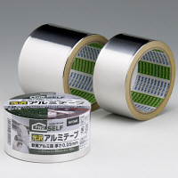 ニトムズ 光沢アルミテープ 50×10 J3060