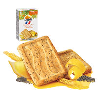 Gerble(ジェルブレ) ケシの実&レモンビスケット ポケットサイズ(4枚入) 大塚製薬 栄養補助食品