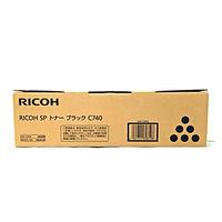 リコー レーザートナーカートリッジ RICOH SP C740 ブラック (取寄品)