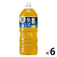 伊右衛門 贅沢冷茶 ペット 2000mlx6本