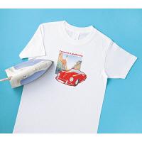 インクジェット用アイロンプリント紙白布用