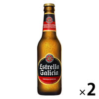 エストレーリャ・ガリシア セルベサ・エスぺシアル330ml 2本