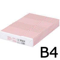 コピー用紙 マルチペーパー セレクト ホワイト スムース B4 1冊(500枚入) 高白色 国内生産品 FSC認証 アスクル