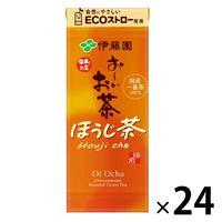 伊藤園 おーいお茶 絶品ほうじ茶(紙パック) 250ml 1箱(24本入)