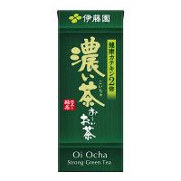伊藤園 おーいお茶 濃い茶(紙パック)250ml 1箱(24本入)