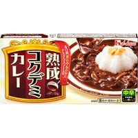 【アウトレット】ハウス食品 熟成コクデミカレー <カレールウ/中辛> 1個(8皿分:4皿分×2)