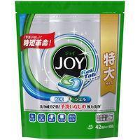 ジョイジェルタブ JOY 1袋(42個入) 食洗機用洗剤 P&G