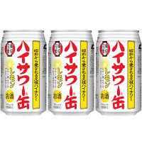 ハイサワー缶 <レモン> 350ml×3缶