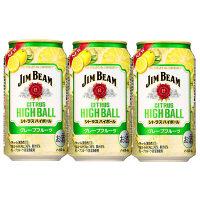 ジムビーム シトラスハイボール 3缶