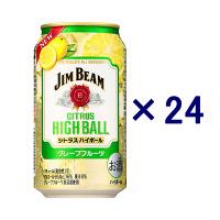 ジムビーム シトラスハイボール 24缶