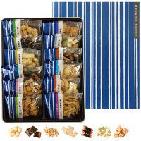 銀座松崎煎餅 鳴神 1箱(12袋入) 三越の贈り物