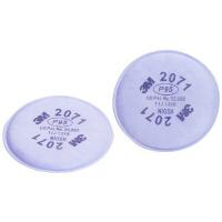 スリーエム(3M) 防塵マスクフィルター ろ過材 2071 1セット(60枚:2枚入×30組)