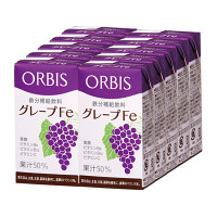 ORBIS(オルビス) グレープFe 10日分(125mL×10本) 栄養ドリンク