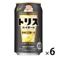 トリスハイボール 9%<濃いめ> 6缶