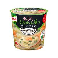 スープDELI えびとほうれん草 1食