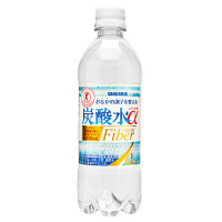 【トクホ・特保】サンガリア 炭酸水α 500ml 1箱(24本入)