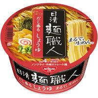 日清麺職人しょうゆ 12食