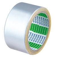 ニトムズ アルミテープS 幅50mm×長さ10m J3230 1セット(3巻)