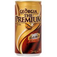 缶コーヒー GEORGIA(ジョージア) ザ・プレミアム 185g 1箱(30缶入) コカ・コーラ