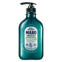 MARO(マーロ) 薬用デオスカルプシャンプー ポンプ 480ml ストーリア