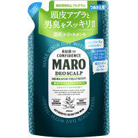 MARO(マーロ) 薬用デオスカルプトリートメント 詰め替え 400ml ストーリア
