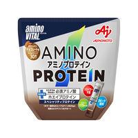 アミノバイタル アミノプロテイン チョコレート味 30回分 味の素 プロテイン