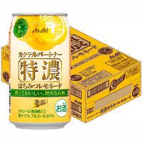 アサヒ カクテルパートナー 特濃 はちみつレモネード 350ml×24缶
