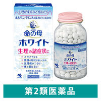 【第2類医薬品】命の母ホワイト 360錠 小林製薬