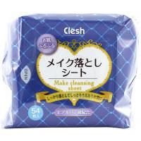 Clesh(クレシュ) メイク落としシート ヒアルロン酸 54枚入 コーヨー化成