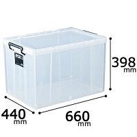 ROX ロックス 660-2L【幅44×奥行66×高さ39.8cm】 1箱(2個入)