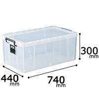 ROX ロックス 740L【幅44×奥行74×高さ30cm】 1箱(3個入)