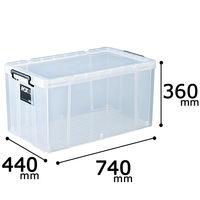 ROX ロックス 740-2L【幅44×奥行74×高さ36cm】 1箱(2個入)