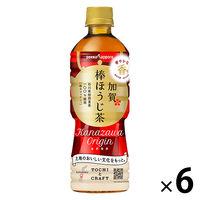 加賀棒ほうじ茶 525ml 6本