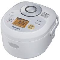 パナソニック IHジャー炊飯器 SR-KA055-W