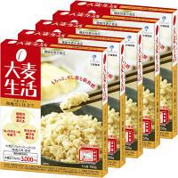 大麦生活 大麦ごはん和風だし仕立て 5食