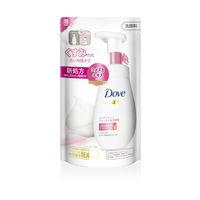 ダヴ(Dove) クリアリニュー クリーミー泡洗顔料 つめかえ用 140ml ユニリーバ