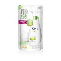 ダヴ(Dove) ディープピュア クリーミー泡洗顔料 つめかえ用 140ml ユニリーバ