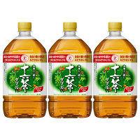 【トクホ・特保】アサヒ飲料 食事と一緒に十六茶W(ダブル) 1L 1セット(3本)