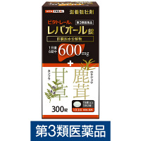 【第3類医薬品】ビタトレール レバオール錠 300錠 美吉野製薬