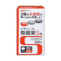 米田薬品工業 ビタトレール整腸薬S錠 360錠 4954391104617 1個